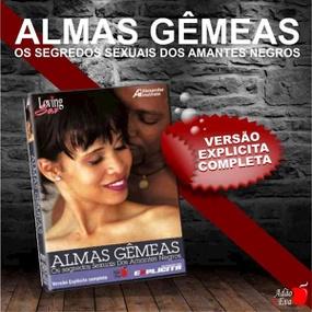 DVD Almas Gêmeas Os Segredos Sexuais Dos Amantes (LOV13-ST28... - atacadostar.com.br