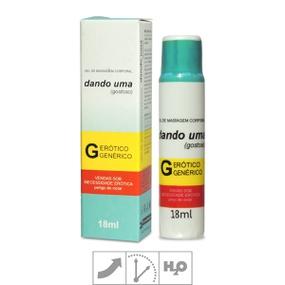 Retardante Dando Uma 18ml (SL040) - Padrão - atacadostar.com.br