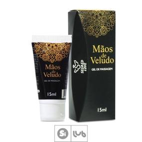 Lubrificante Siliconado Mãos de Veludo 15ml (SL1473) - Padrã... - atacadostar.com.br