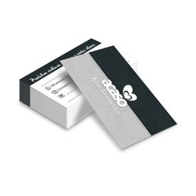 Cartão De Visita Com 50un - (ST247) - Duo - atacadostar.com.br