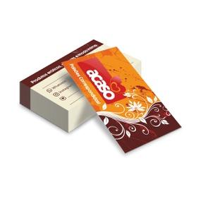 Cartão De Visita Com 50un - (ST247) - Pinho - atacadostar.com.br