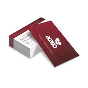 Cartão De Visita Com 50un - (ST247) - Terral - atacadostar.com.br