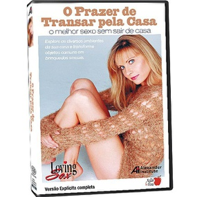 DVD O Prazer De Transar Pela Casa (ST282) - Padrão - atacadostar.com.br
