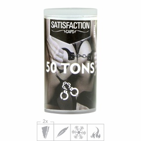 *Bolinha Funcional Satisfaction 2un (ST436) - 50 Tons - atacadostar.com.br