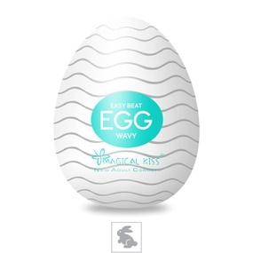 Masturbador Egg Magical Kiss (1013-ST457) - Wavy - atacadostar.com.br