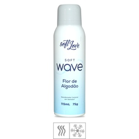 Desodorante Íntimo Soft Wave 100ml (00431-ST558) - Flor de A... - atacadostar.com.br