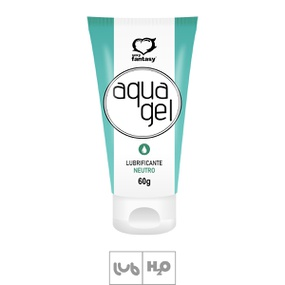 Lubrificante Aqua Gel 60g (34010-ST585) - Neutro - atacadostar.com.br