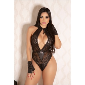 Body Xerife de Luxo (GV2120) - Preto - atacadostar.com.br