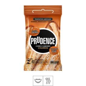 Preservativo Prudence Cores e Sabores 3un (ST128) - Churros ... - atacadostar.com.br