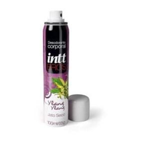 *Desodorante Íntimo Eros 100ml (ST185) - Ylang-Ylang - atacadostar.com.br
