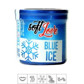 **Bolinha Beijável Tri Ball 3un (ST422) - Blue Ice - atacadostar.com.br