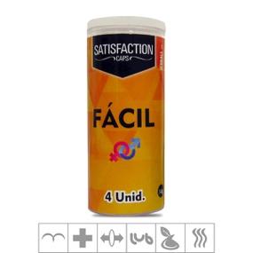 Bolinha Funcional Satisfaction 4un (ST517) - Fácil - atacadostar.com.br