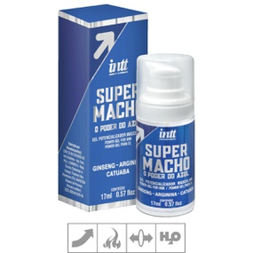 Excitante Masculino Super Macho o Poder do Azul 17ml (17266)... - lojasacaso.com.br