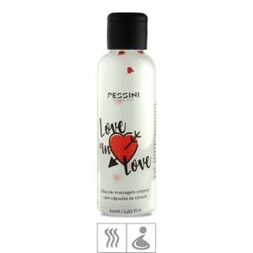 Óleo Para Massagem Love In Love 60ml (17478) - Padrão - lojasacaso.com.br