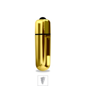 Cápsula Vibratória Power Bullet SI (5162) - Dourado - lojasacaso.com.br