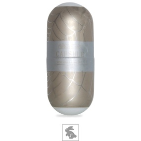 Masturbador Egg Capsule Magical Kiss SI (6726) - Silky - lojasacaso.com.br