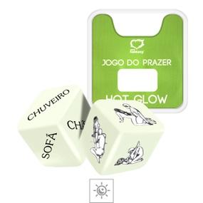 Dado Duplo Jogo Do Prazer Hot Glow Brilha No Escuro (BR007-5... - lojasacaso.com.br