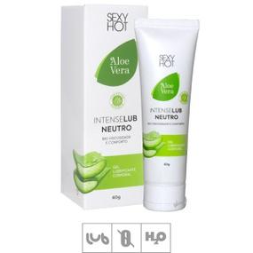 *Lubrificante IntenseLub 60g (CO553) - Neutro - lojasacaso.com.br