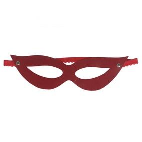 Máscara Tiazinha Dominatrixxx (DX434-ST704) - Vermelho - lojasacaso.com.br