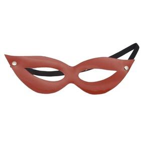 Máscara Verniz Dominatrixxx (DX952-ST705) - Vermelho - lojasacaso.com.br