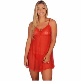 Camisola Ionah (LK99342) - Vermelho - lojasacaso.com.br
