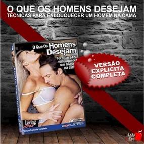 DVD O Que Os Homens Desejam (LOV03-ST282) - Padrão - lojasacaso.com.br