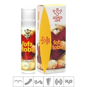 Gel Para Sexo Anal Fofa Toba 15ml (SL1431) - Padrão - lojasacaso.com.br