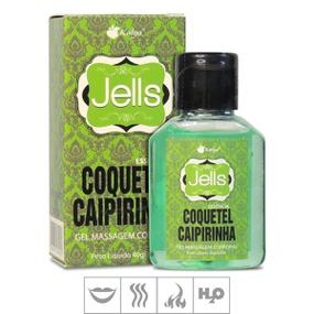 Gel Comestível Jells Hot 30ml - (ST106) - Coquetel Caipirinh... - lojasacaso.com.br