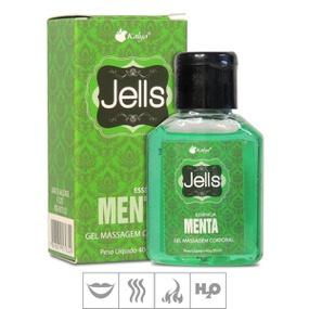 Gel Comestível Jells Hot 30ml - (ST106) - Menta - lojasacaso.com.br