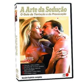 DVD A Arte Da Sedução (ST282) - Padrão - lojasacaso.com.br