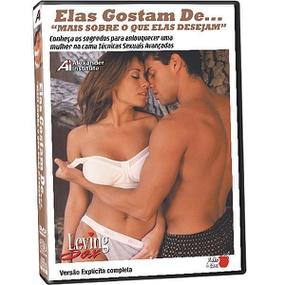 DVD Elas Gostam De... Mais Sobre O Que Elas Desejam (ST282) ... - lojasacaso.com.br