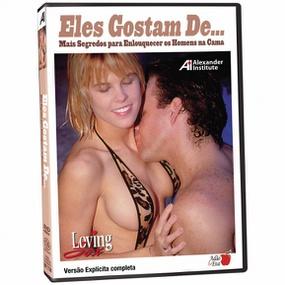 DVD Eles Gostam De: Mais Sobre O Que Os Homens Desejam (ST28... - lojasacaso.com.br
