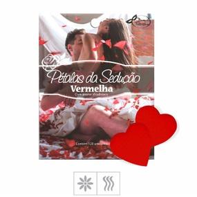 Pétalas da Sedução Formato Coração Vermelho 120un (ST309) - ... - lojasacaso.com.br