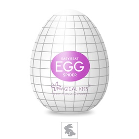 Masturbador Egg Magical Kiss SI (1013-ST457) - Spider - lojasacaso.com.br