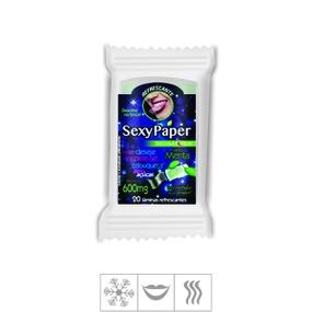 Lâmina Bucal Sexy Paper Zero Açúcar (ST513) - Menta - lojasacaso.com.br