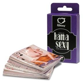 Baralho Kama Sexy 54 Cartas (ST602) - Masculino - lojasacaso.com.br