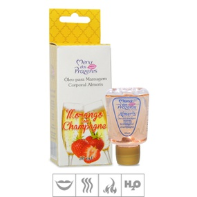 Gel Para Sexo Oral Almeris 30ml (ST650) - Morango c/ Cham... - lojasacaso.com.br