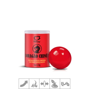 Bolinha Funcional Dragão Chinês 1un (SF8700) - Padrão - lojasacaso.com.br