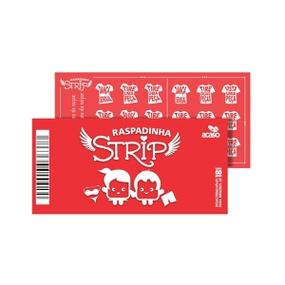 Raspadinha Unidade (ST191) - Strip - lojasacaso.com.br