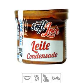 **Bolinha Beijável Tri Ball 3un (ST422) - Leite Condensado - lojasacaso.com.br
