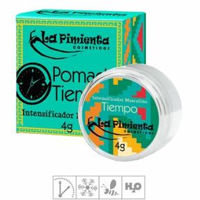 Retardante Pomada Tiempo 4g (L017-14667) - Padrão - PURAAUDACIA