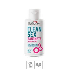 Sabonete Higienizador Limpa Toys Clean Sex 60ml (HC518) - Me... - PURAAUDACIA