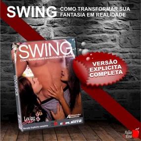DVD Swing Como Transformar Sua Fantasia Em Realidade (LOV14-... - PURAAUDACIA