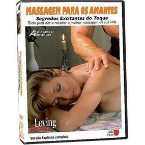 DVD Massagem Para Os Amantes (ST282) - Padrão - PURAAUDACIA