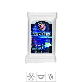 Lâmina Bucal Sexy Paper Zero Açúcar (ST513) - Hortelã - PURAAUDACIA