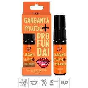 Spray Para Sexo Oral Garganta Muito + Profunda 15ml (SF5033)... - PURAAUDACIA