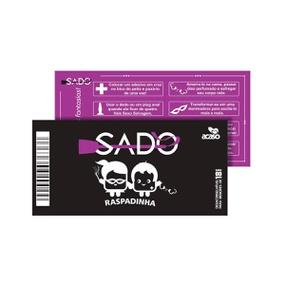 Raspadinha Unidade (ST191) - Sado - PURAAUDACIA