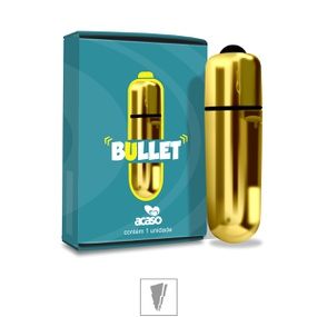 Cápsula Vibratória Bullet Acaso (MV002-ST221) - Dourado - PURAAUDACIA