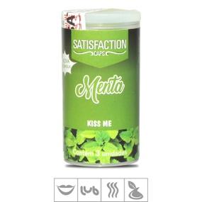 Bolinha Beijável Kiss Me Satisfaction Caps 3un (ST435) - ... - PURAAUDACIA
