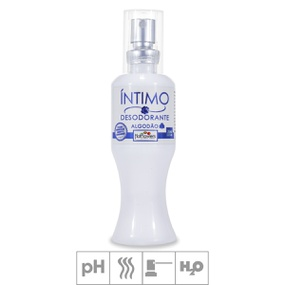 Desodorante Íntimo Hot Flowers 35ml (ST599) - Algodão - PURAAUDACIA